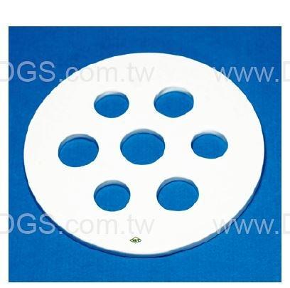 乾燥器用瓷板 經 濟型 Plates for Desiccator, Ceramic