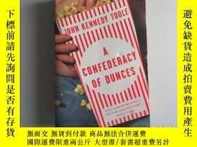 二手書博民逛書店A罕見Confederacy Of DuncesY172244 John Kennedy Toole Peng