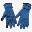 【SNOW SHIELD】防水保暖觸控手套『藍色』SSS1 防風手套│保暖手套│防滑手套│機車手套│觸控手套