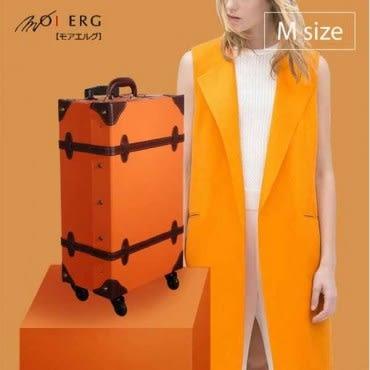 Old Time迷戀舊時光combi trunk (M-19吋) Orange
