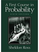二手書博民逛書店 《A First Course in Probability (6th Edition)》 R2Y ISBN:0130338516│SheldonRoss