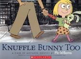 【麥克書店】KNUFFLE BUNNY TOO /英文繪本附CD