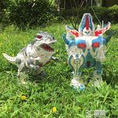 霸王龍手勢感應變形遙控大號電動恐龍玩具男孩正版充電機器人 3C優購HM