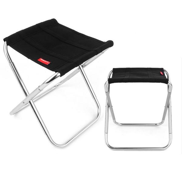 折疊椅 摺疊椅 休閒椅 283g 戶外 登山 露營 釣魚 旅行 出遊 便攜 收納 輕量 鋁合金