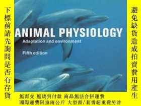 二手書博民逛書店Animal罕見Physiology: Adaptation A