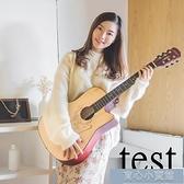 吉他38寸民謠吉他40寸41寸初學者吉他新手入門練習琴男女通用YYJ 育心館