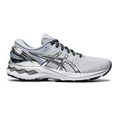 Asics Gel-kayano 27 Platinum [1012A763-020] 女鞋 慢跑 運動 休閒 灰銀