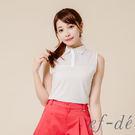 【UFUFU GIRL】襯衫造型背心,是怕熱女孩的穿搭好幫手!