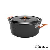 【買一送一】ADISI 雙耳鋁湯鍋 AC565013 / 城市綠洲 (鎖式手柄、一鍋、戶外露營、炊煮)