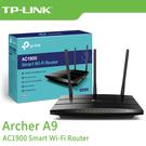 【免運費】TP-LINK  Archer A9 V6 AC1900 次世代高階 Gigabit 無線路由器