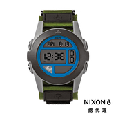 【官方旗艦店】NIXON BAJA 美式時尚 軍綠藍 潮人裝備 潮人態度 禮物首選