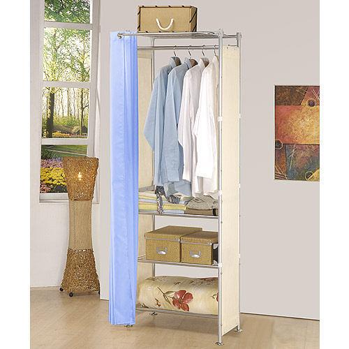 【中華批發網DIY家具】D-56-03-W4型60公分衣櫥架---可升級成完全防塵衣櫥架
