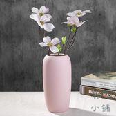 陶瓷花瓶客廳插花瓶歐式臥室花器擺件裝飾【南風小舖】