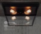 美術燈  複古創意餐廳酒吧咖啡廳工業風過...