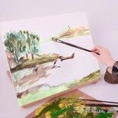 桌面台式畫板畫架折疊初學者寫生素描繪畫台可調節畫板架 【快速出貨】