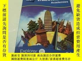 二手書博民逛書店EF罕見trailblazers academies EXPLO