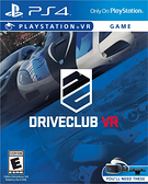 PS4 駕駛俱樂部 VR(美版代購)