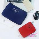wei-ni 柔和WeekEight防撞數碼收納包(大) 3C防撞收納包 行動電源收納袋 多功能收納包 手機保護套