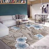 店長推薦客廳進口品質歐式茶幾地毯「潮咖地帶」