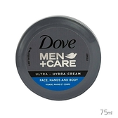 Dove MEN+CARE 多芬 男士保濕面霜 75ml 臉部乳霜 乳液 保溼霜【PQ 美妝】NPRO