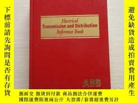 二手書博民逛書店Electrical罕見Transmission and Dis