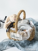 寶寶宴伴手禮女生生日禮物滿月禮盒周歲回禮伴郎伴娘結婚喜糖回禮 ◣怦然心動◥