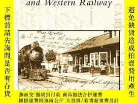 二手書博民逛書店The罕見New York, Ontario and Western Railway (Postcard Hist