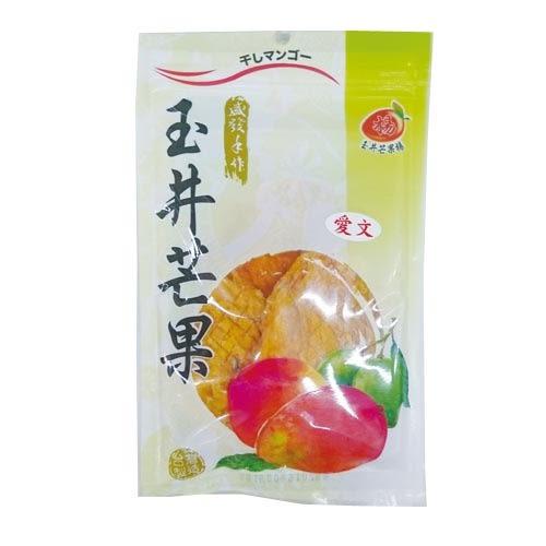 盛發愛文芒果乾片100G【愛買】