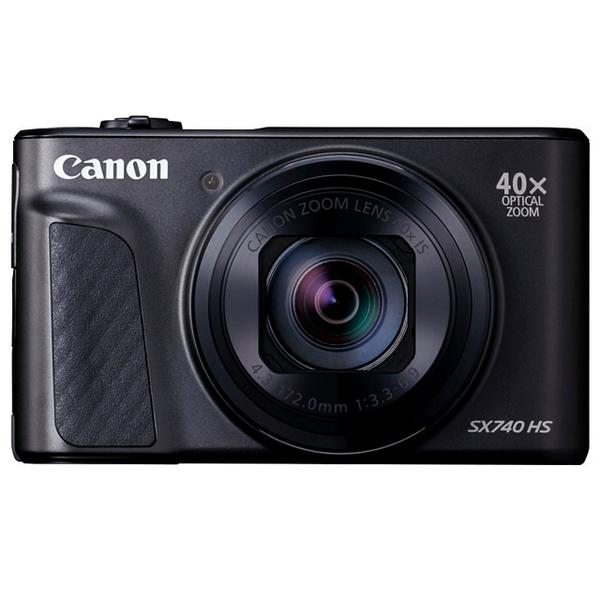 預購中 送32g記憶卡+讀卡機清潔組 CANON PowerShot SX740 HS 數位相機 SX740HS 相機 公司貨