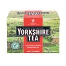 英國Taylors泰勒茶 -泰勒 約克夏紅茶 紅牌 茶包 YORKSHIRE TEA 500g(160小包)-【良鎂】
