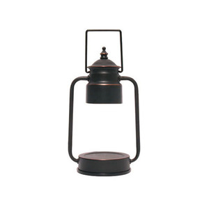 (組)EPOCHSIA x Pray守夜人金屬香氛蠟燭暖燈(S)-復古銅+清新玫