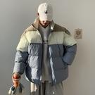 潮流男士外套 羽絨外套韓版外套 面包服棉服男士棉衣 夾克外套羽絨服 寬鬆外套加厚男生外套