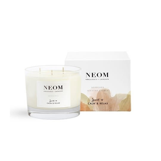 【NEOM】 歡愉享樂香氛蠟燭420g