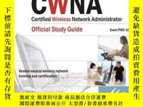 二手書博民逛書店Cwna罕見Certified Wireless Network Administrator Official S