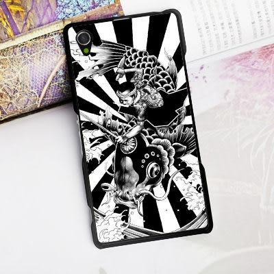 [ 機殼喵喵 ] SONY Xperia T3 M50w D5103 手機殼 客製化 照片 外殼 全彩工藝 SZ130