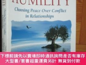 二手書博民逛書店The罕見Power of Humility: Choosing Peace Over... 【詳見圖】Y25