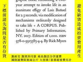 二手書博民逛書店Rick罕見Myers: A Bullet for Bu uel: Fragments of a Failed B