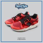 PUMA BLAZE KNIT 黑紅 編織鞋面 復古慢跑鞋 男 # 35999601 ☆SP☆