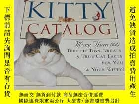 二手書博民逛書店the罕見whole kitty catalog john avalon reedY9212