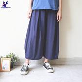 【下殺↘5折】American Bluedeer - 素面休閒寬褲 春夏新款