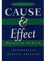 二手書博民逛書店 《Cause & Effect Ed 2 Text》 R2Y ISBN:0838438148│PatriciaAckert