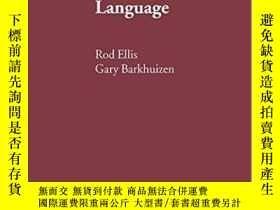 二手書博民逛書店Analysing罕見Learner LanguageY428012 Rod Ellis;Gary Barkh