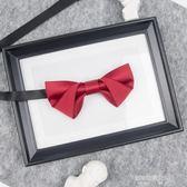 領結領結商務男士英倫韓版潮結婚禮伴郎新郎男高檔蝴蝶結  凱斯盾數位3c