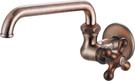 【麗室衛浴】國產 精緻良品 古典 壁式 自由水栓 單一出水 LS-34311