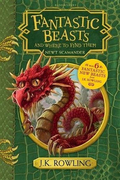 (二手書)Fantastic Beasts and Where to Find Them: Hogwarts Library Book