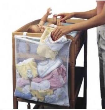 預購-床頭掛袋大容量童床收納掛袋 尿布收納袋