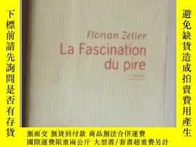 二手書博民逛書店法語原版罕見La fascination du pire [Br