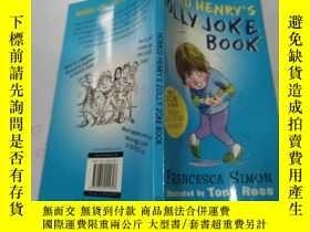 二手書博民逛書店horrid罕見henry jolly joke book:可怕的亨利·喬利笑話書Y212829