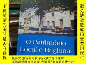 二手書博民逛書店O罕見Património Local e RegionalY24040 biblioteca naciona