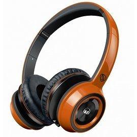 美國 魔聲 Monster N-TUNE V2 with ControlTalk  (橘色) 耳罩式線控耳機
